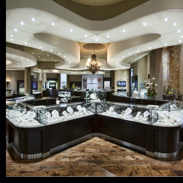Store Lights: LED Jewelry Store & Luxury Brand Lighting
